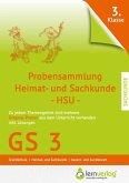 Probensammlung 3. Klasse Grundschule Heimat- und Sachkunde