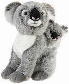 Heunec Magische Insel CLASSICO Koala Bär mit Baby