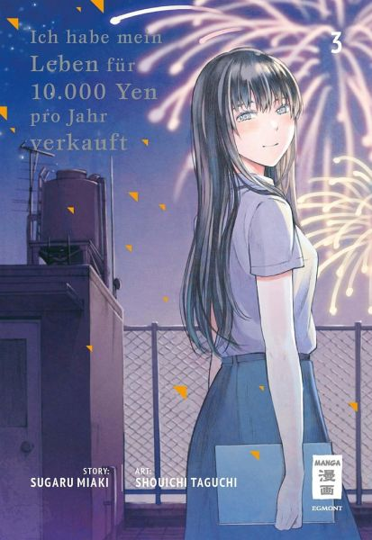 Buch-Reihe Ich habe mein Leben für 10.000 Yen pro Jahr verkauft