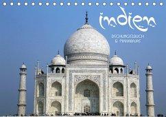 Indien - Dschungelbuch und Maharajas (Tischkalender 2021 DIN A5 quer)