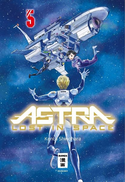Buch-Reihe Astra Lost in Space