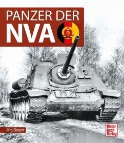 Panzer der NVA - Siegert, Jörg