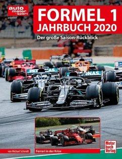 Formel 1 Jahrbuch 2020 - Schmidt, Michael