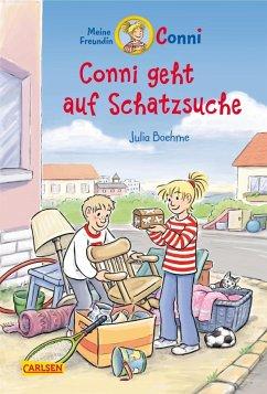 Conni geht auf Schatzsuche / Conni Erzählbände Bd.36 (eBook, ePUB) - Boehme, Julia