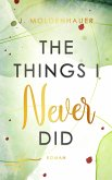 The Things I Never Did (eBook, ePUB)