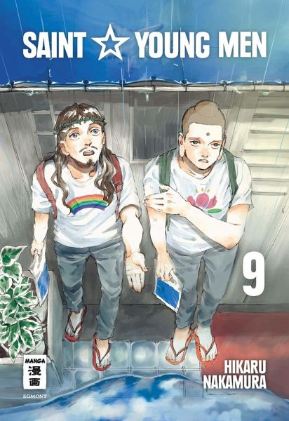 Buch-Reihe Saint Young Men