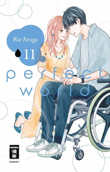 Buch-Reihe Perfect World