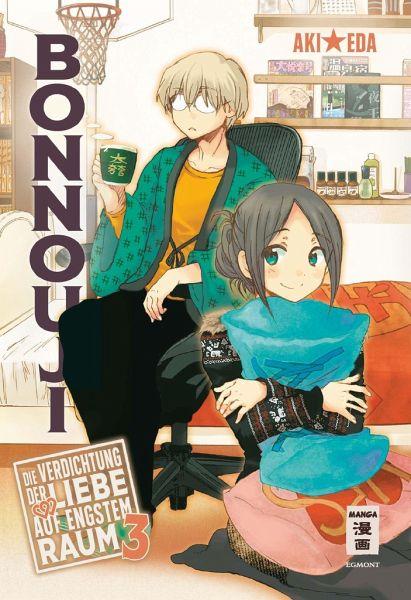 Buch-Reihe Bonnouji