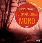 Per Handschlag Mord, 1 MP3-CD