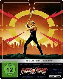 Flash Gordon Limited Steelbook - Jones,Sam J/Von Sydow,Max