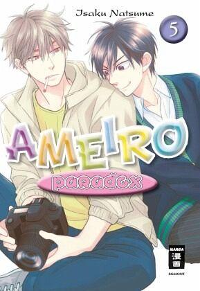 Buch-Reihe Ameiro Paradox