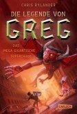 Das mega gigantische Superchaos / Die Legende von Greg Bd.2 (eBook, ePUB)