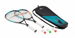 HUDORA 75114 - Badmintonset SPEED, Badminton-Set