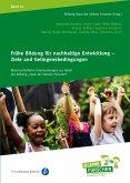 Frühe Bildung für nachhaltige Entwicklung – Ziele und Gelingensbedingungen (eBook, PDF)