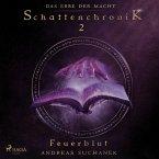 Feuerblut / Das Erbe der Macht Bd.2 (MP3-Download)