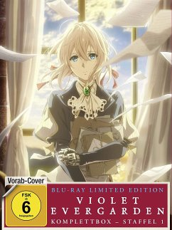 Violet Evergarden - St. 1 Komplettbox Limited Special Edition