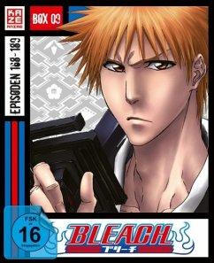 Bleach TV-Serie - DVD Box 9 (Episoden 168-189)
