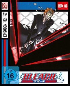 Bleach TV-Serie - Box 8 (Episoden 152-167) BLU-RAY Box