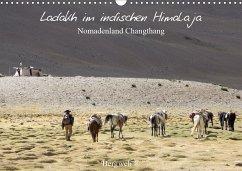 Ladakh im indischen Himalaja - Nomadenland Changthang - Bergweh ® (Wandkalender 2021 DIN A3 quer)