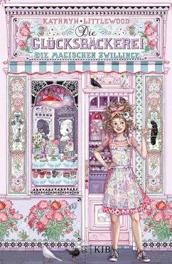 Die magischen Zwillinge / Die Glücksbäckerei Bd.9 - Littlewood, Kathryn