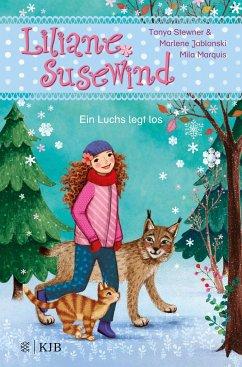 Ein Luchs legt los / Liliane Susewind ab 6 Jahre Bd.12 - Stewner, Tanya;Jablonski, Marlene