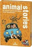 black stories junior - animal stories (Kinderspiel)