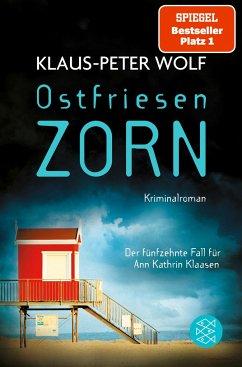 Ostfriesenzorn / Ann Kathrin Klaasen ermittelt Bd.15 - Wolf, Klaus-Peter
