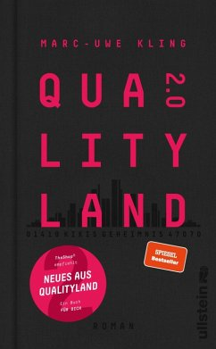 QualityLand 2.0 / QualityLand Bd.2 (eBook, ePUB) - Kling, Marc-Uwe