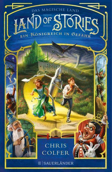 Buch-Reihe Land of Stories