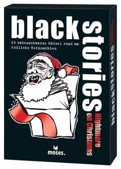 black stories - Nightmare on Christmas (Spiel)