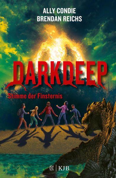 Buch-Reihe Darkdeep