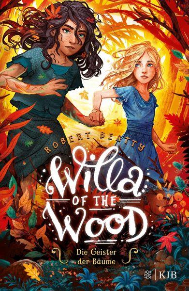 Buch-Reihe Willa of the Wood
