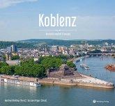 Koblenz - Farbbildband (deutsch, englisch, französisch)