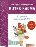 30-Tage-Challenge-Box Gutes Karma