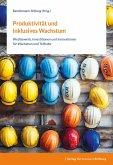 Produktivität und inklusives Wachstum (eBook, ePUB)