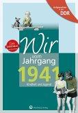 Aufgewachsen in der DDR - Wir vom Jahrgang 1941 - Kindheit und Jugend: 80. Geburtstag