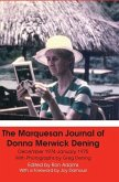 The Marquesan Journal of Donna Merwick Dening: December 1974-January 1975