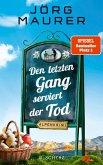 Den letzten Gang serviert der Tod / Kommissar Jennerwein ermittelt Bd.13 (eBook, ePUB)