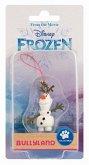 Bullyland 13073 - Schlüsselanhänger, Die Eiskönigin, Olaf, Disney, Frozen, ca. 4,5 cm