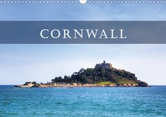 Cornwall (Wall Calendar 2021 DIN A3 Landscape)