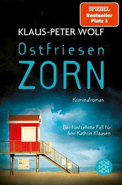 Ostfriesenzorn / Ann Kathrin Klaasen ermittelt Bd.15 (eBook, ePUB) - Wolf, Klaus-Peter