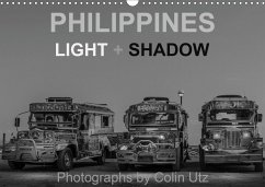 Philippines - Light and Shadow (Wall Calendar 2021 DIN A3 Landscape)
