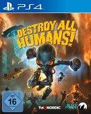 Destroy All Humans! (Playstation 4)