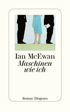 Maschinen wie ich (Mängelexemplar) - McEwan, Ian