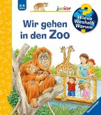 Wir gehen in den Zoo / Wieso? Weshalb? Warum? Junior Bd.30 (Mängelexemplar)