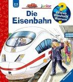 Die Eisenbahn / Wieso? Weshalb? Warum? Junior Bd.9 (Mängelexemplar)