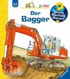 Der Bagger / Wieso? Weshalb? Warum? Junior Bd.38 (Mängelexemplar)