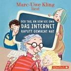 Der Tag, an dem die Oma das Internet kaputt gemacht hat (MP3-Download)