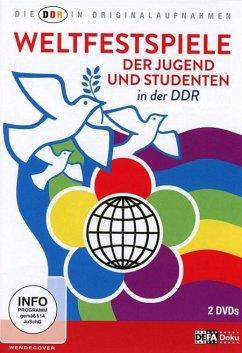 DDR In Originalaufnahmen - Weltfestspiele - Ddr In Originalaufnahmen,Die