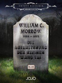 Die Auferstehung der kleinen Wang Tai (eBook, ePUB) - Morrow, William C.